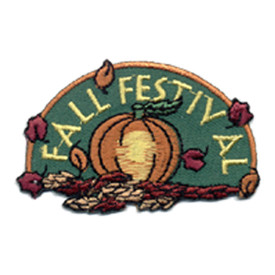 S-0361 Fall Festival Patch