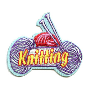 S-4409 Knitting Patch