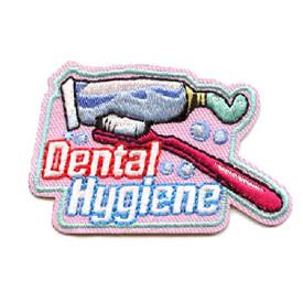 S-4410 Dental Hygiene Patch