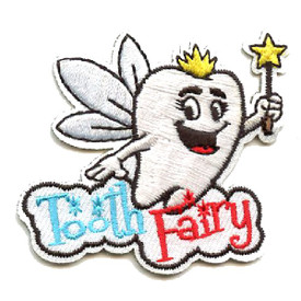 S-4415 Tooth Fairy Patch