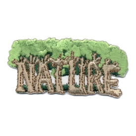 S-0363 Nature - Trees Patch