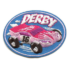 S-4430 Derby Patch