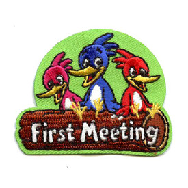 S-4433 First Meeting Patch