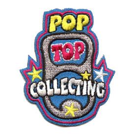 S-4439 Pop Top Collecting Patch