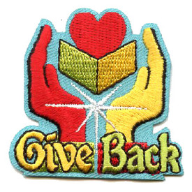S-4440 Give Back Patch