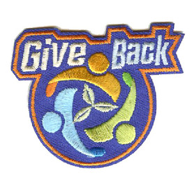 S-4444 Give Back Patch