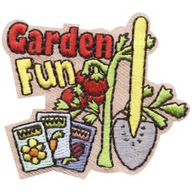 S-4466 Garden Fun Patch