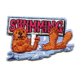S-4467 Swimming Patch