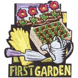 S-4468 First Garden Patch