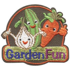 S-4469 Garden Fun Patch