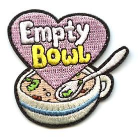 S-4470 Empty Bowl Patch
