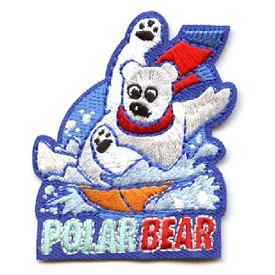 S-4492 Polar Bear Patch