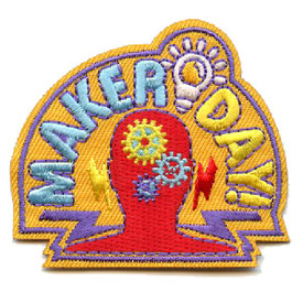 S-4497 Maker Day Patch