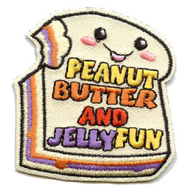 S-4499 Peanut Butter and Jelly Patch