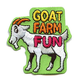 S-4506 Goat Farm Fun Patch