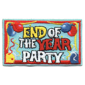 S-4516 End The Year Party Patch