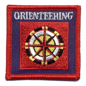 S-0374 Orienteering Patch