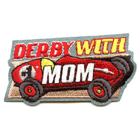 S-4523 Derby with Mom Patch