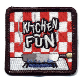 S-0375 Kitchen Fun Patch