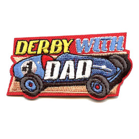 S-4530 Derby with Dad Patch
