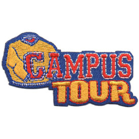 S-4547 Campus Tour Patch