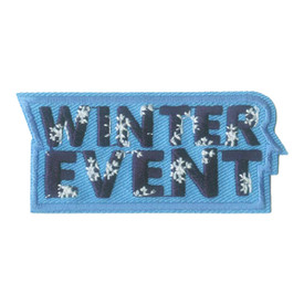 S-0379 Winter Event Patch