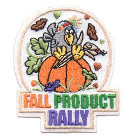 S-4552 Fall Product Rally Patch