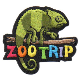 S-4555 Zoo Trip Patch