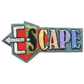 S-4563 Escape Patch