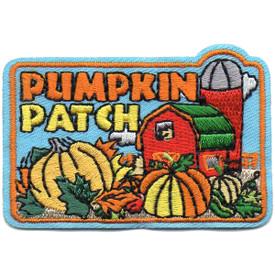 S-4565 Pumpkin Patch Patch