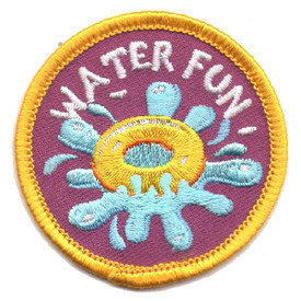 S-4566 Water Fun Patch