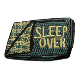 S-0381 Sleep Over Patch