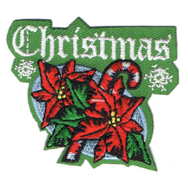 S-4577 Christmas Patch