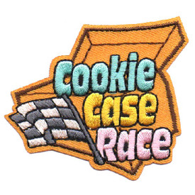 S-4581 Cookie Case Race Patch