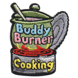 S-4582 Buddy Burner Cooking Patch
