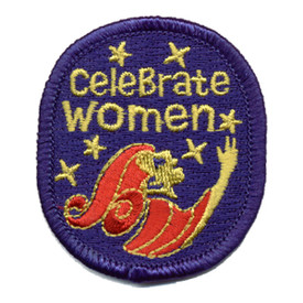 S-0385 Celebrate Women Patch