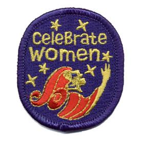 S-0385 Celebrate Women Patch