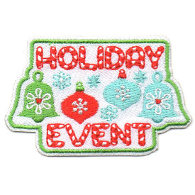 S-4591 Holiday Event Patch