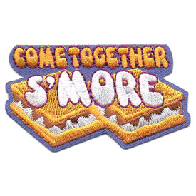S-4595 Come Together S'more Patch