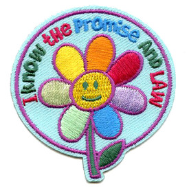 S-4603 I Know The Promise Patch