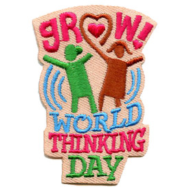 S-4610 World Thinking Day Patch