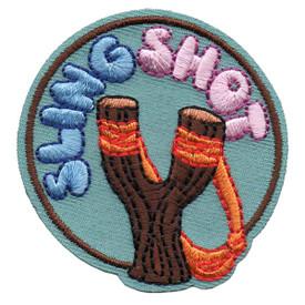 S-4611 Slingshot Patch