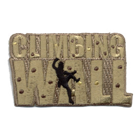 S-0390 Climbing Wall Patch