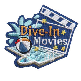 S-4618 Dive-In Movies Patch