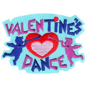 S-4625 Valentine's Dance Patch