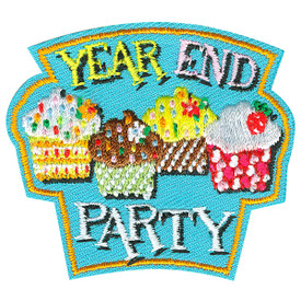 S-4628 Year End Party Patch