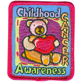 S-4630 Childhood Cancer Patch