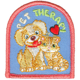 S-4632 Pet Therapy Patch