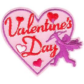 S-4634 Valentine's Day Patch