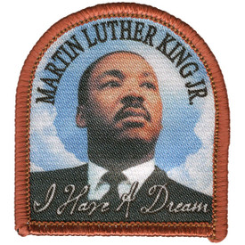 S-4640 Martin Luther King Jr. Patch